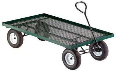J S Industries Garden Cart WheelsTires made in China